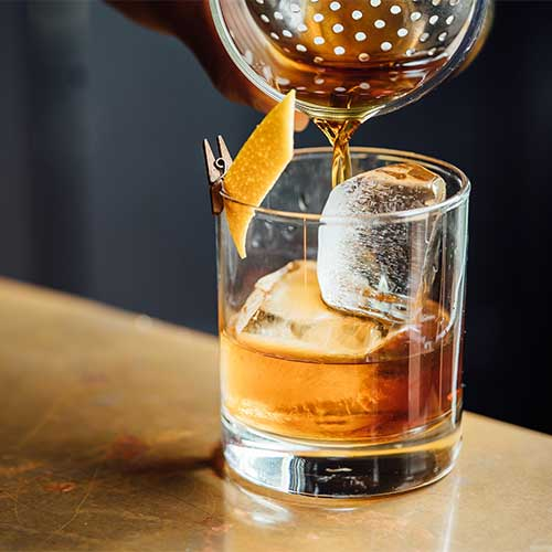 Liquors and Spirits
