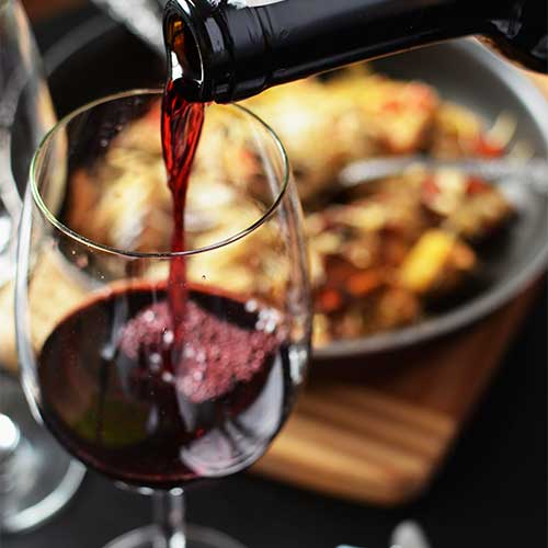 Red Wines - By the Bottle