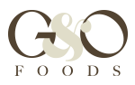 Welcome to G&O Foods Logo